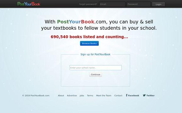 PostYourBook.com
