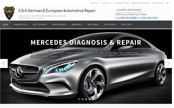 Powerhouse German Automotive