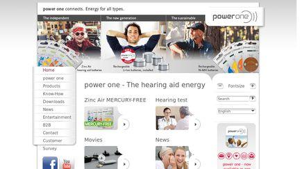 Powerone-batteries.com