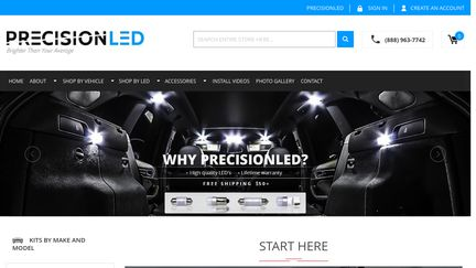 Precision LED