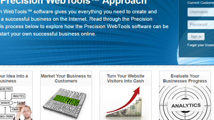 PrecisionWebTools