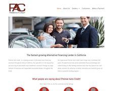 Premier Auto Credit