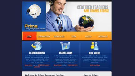 Prime Language Services
