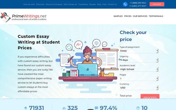 Primewritings.net