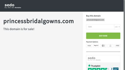 PrincessBridalGowns