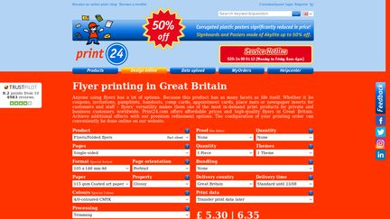 Print24 Online on Demand Ltd
