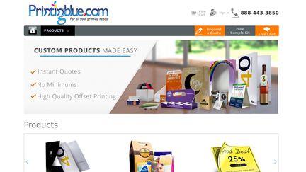 PrintingBlue