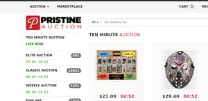 PristineAuction
