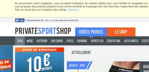 PrivateSportShop