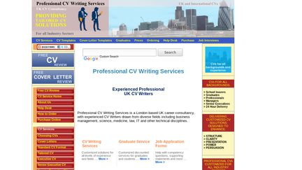 Professional CV Writing Services.co.uk