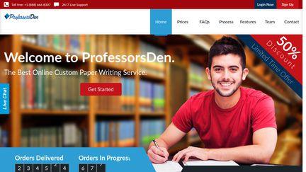 ProfessorsDen