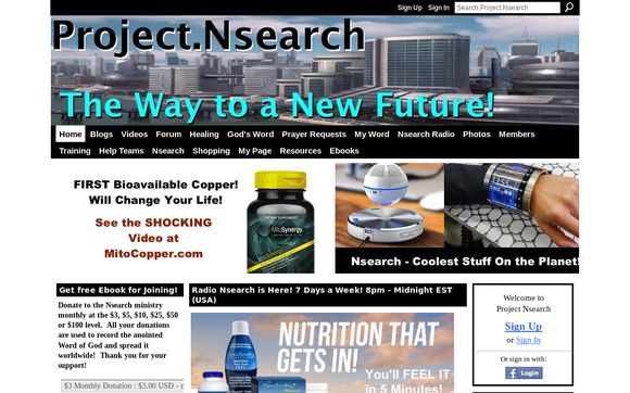 Project.nsearch