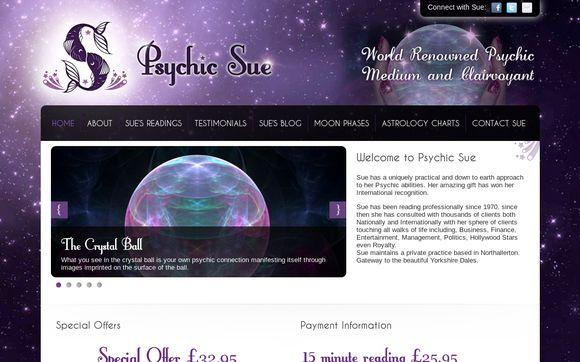 PsychicSue.co.uk