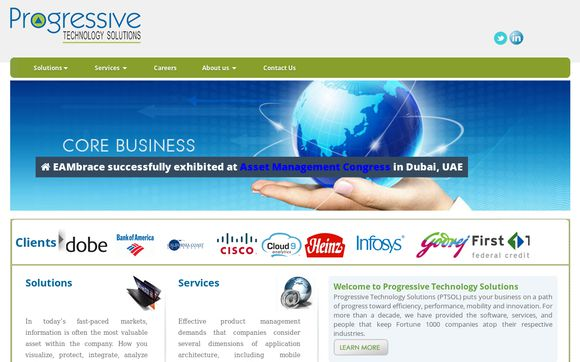 ProgressiveTechnologySolutions