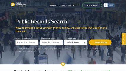 Public Info Services