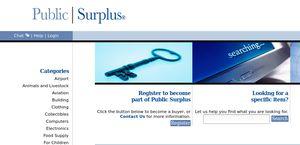 PublicSurplus
