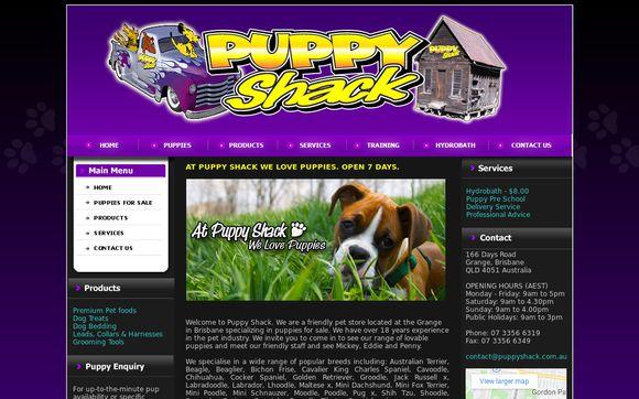 PuppyShack.com.au
