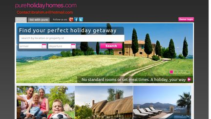 PURE Holiday Homes