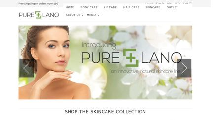 Pure Lano Natural Skincare