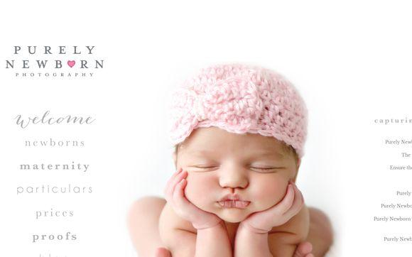 Purely Newborn - Miami Photographer