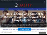QualityAssignmentService