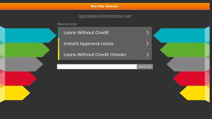 Quickdecisionloans.net
