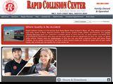 Rapid Collision Center