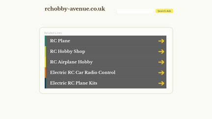 RCHobby-Avenue.co.uk