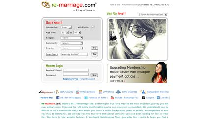 Re-marriage.com