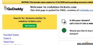 Redskins-tickets.com