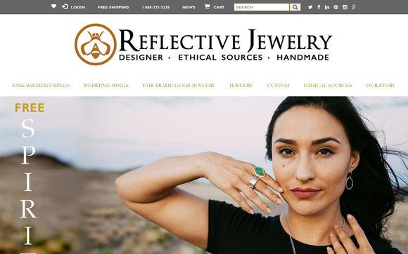 Reflective Jewelry