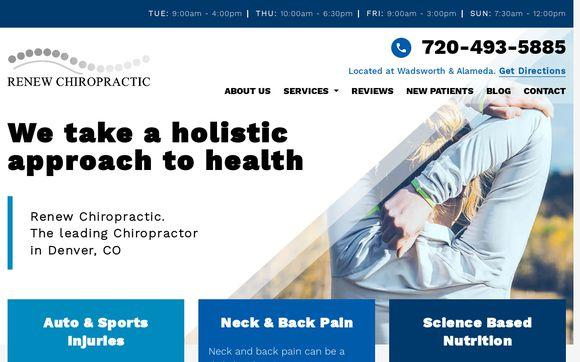 Renew-Chiropractic