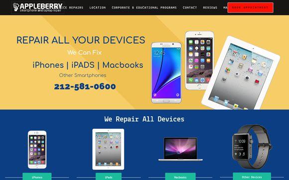 AppleberrySmartphoneandLaptopRepair