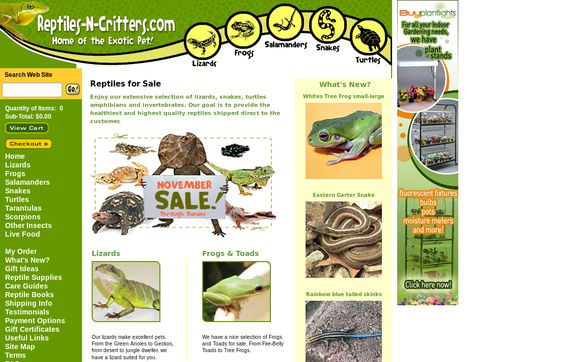 ReptilesNCritters