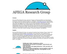 Research.afega.net