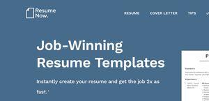 Resume Now Reviews 1 777 Reviews Of Resume Now Com Sitejabber