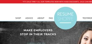 resume shoppe reviews 1 review of resumeshoppe com sitejabber