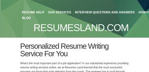 Resumesland.com