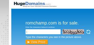 Romchamp.com