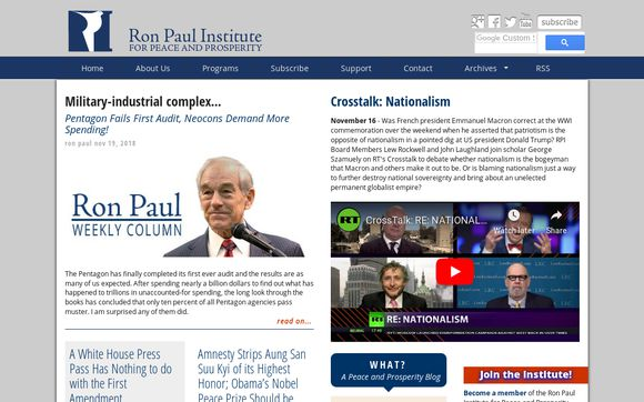 Ron Paul Institute