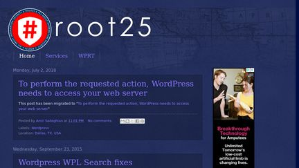 Root25.com