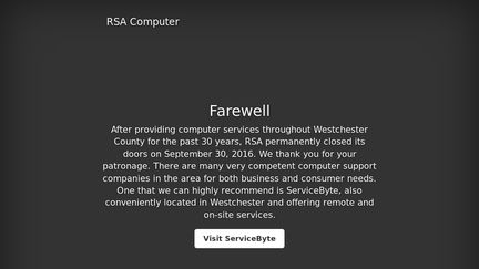 RSA Computer