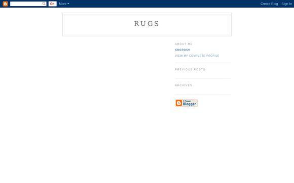 Rugsusa.blogspot