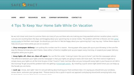 Safepact