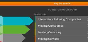 SaintsRemovals.co.uk