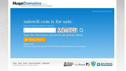 Salewill.com