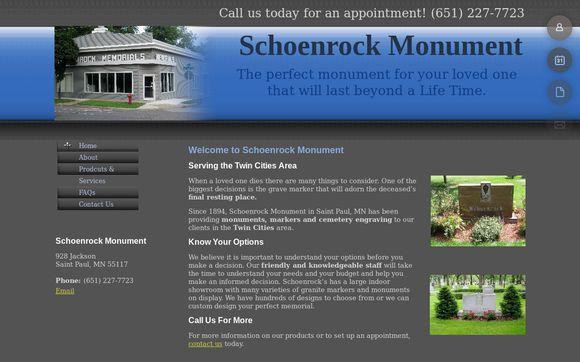 Schoenrockmonument
