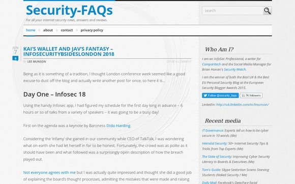 Security-FAQs