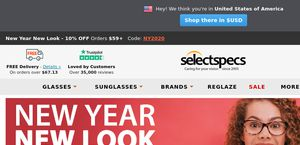 d3893d6028e SelectSpecs Reviews - 13 Reviews of Selectspecs.com