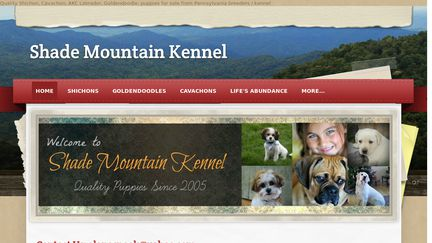 Shade Mountain Kennel